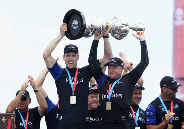 Team NZ win
